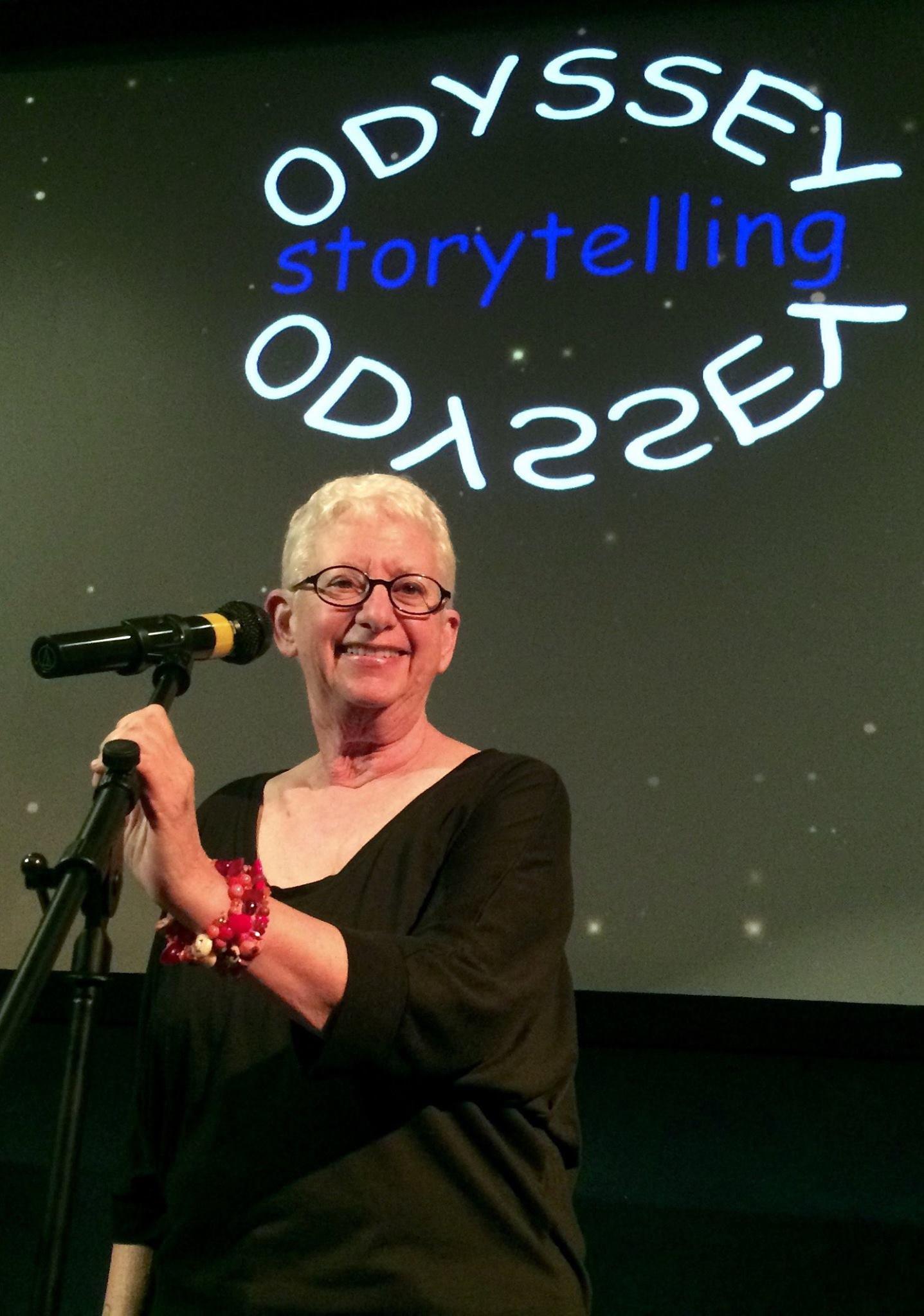 "Odyssey Storytelling Series: ""Dissent"""