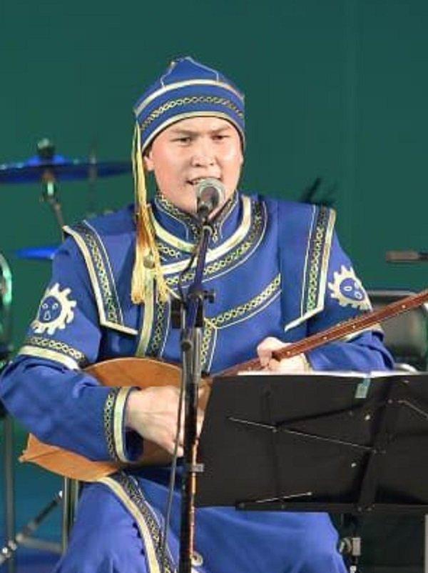 Throat Singing Workshop with Altai Kai