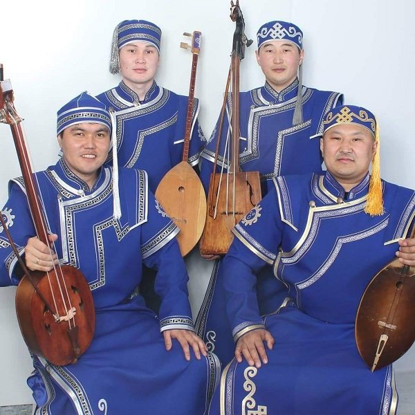 Altai Kai Throat Singers