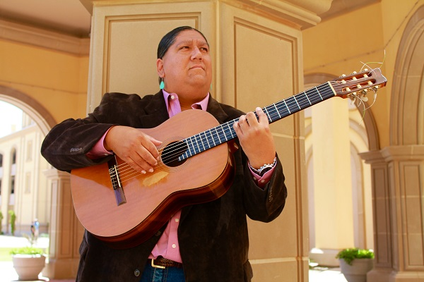 An Evening with Gabriel Ayala:  6 Strings & 88 Keyz