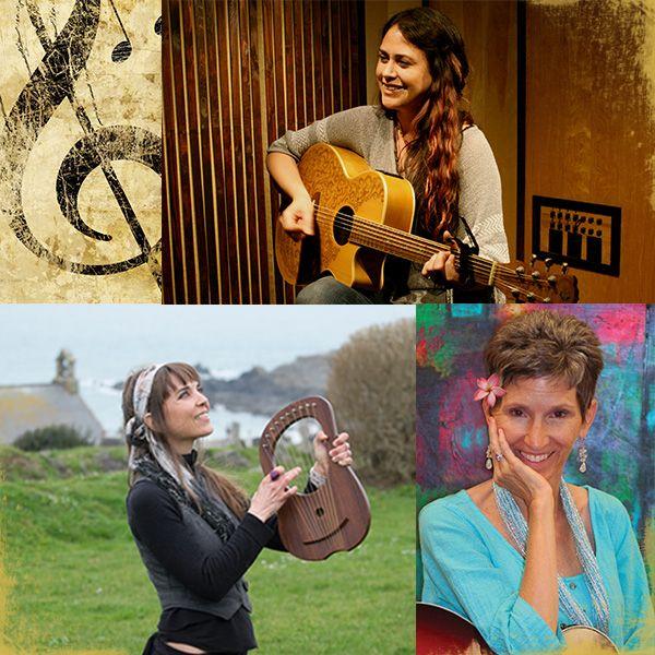Local Musicians Showcase w/ Leigh Ann Lesho, Serena Gabriel, and Marcia Breitenbach