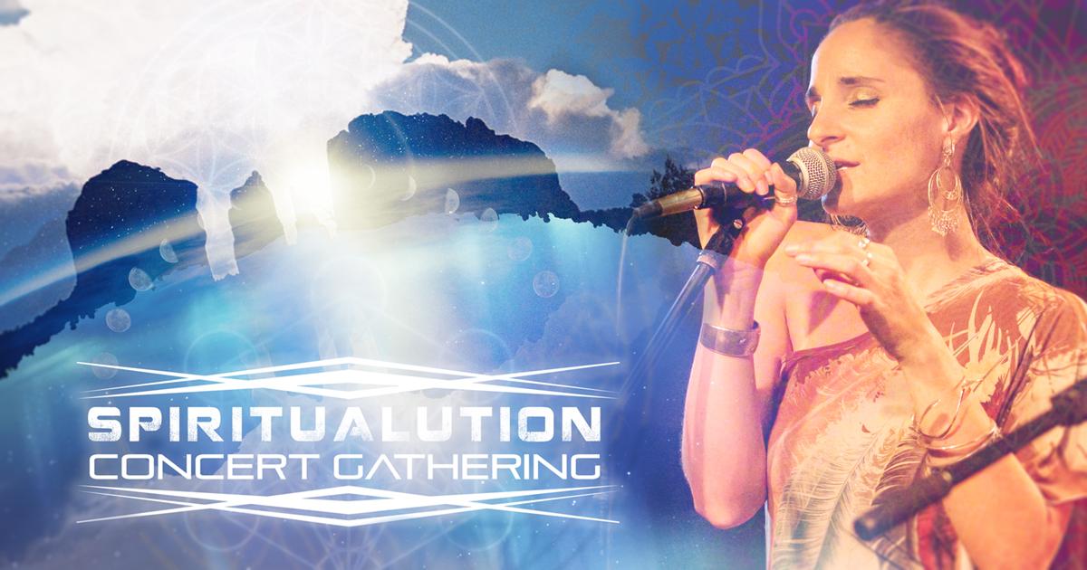 May 5 Spiritualution Concert Gathering