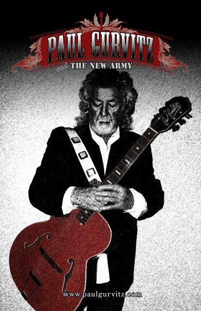 Paul Gurvitz & The New Army
