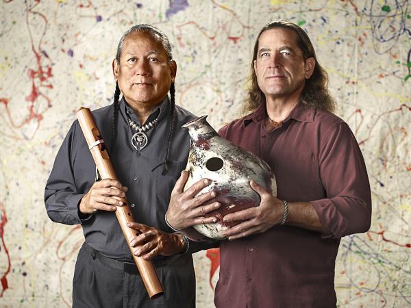 R. Carlos Nakai & Will Clipman