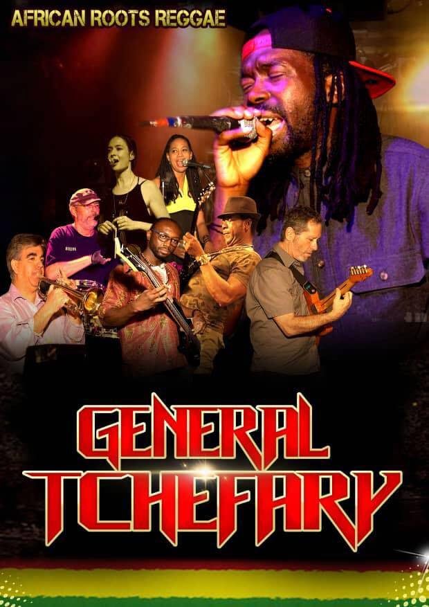 GENERAL TCHEFARY - African Roots Reggae