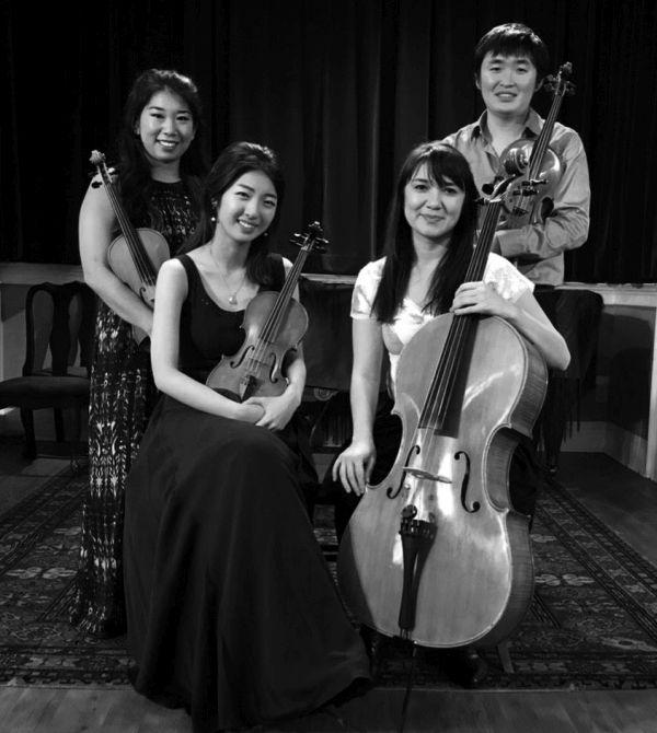 University of Arizona Graduate String Quartet